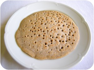 La polpetta condita solamente con sale può essere mangiata sia con contorni salate sia in modo dolce